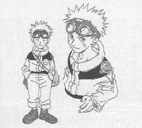 58 Koleksi Gambar Anime Naruto Yang Mudah Digambar Terbaik